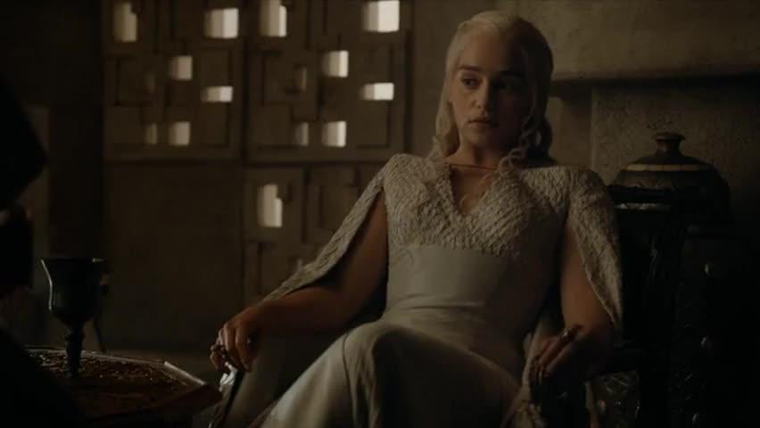 Your queenly prerogative.