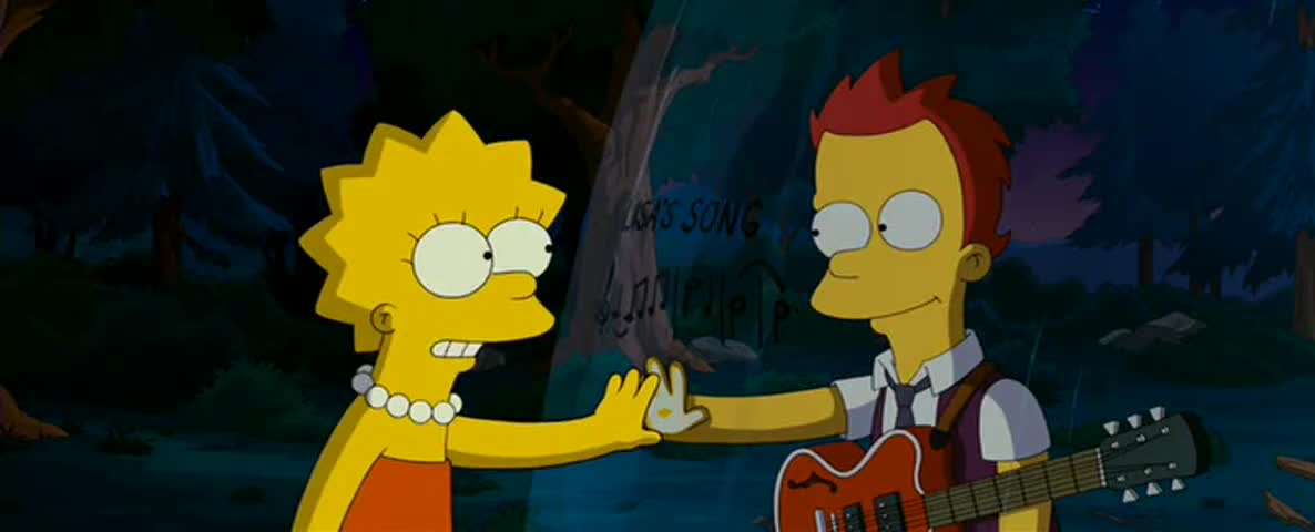 Yarn Lisa S Got A Boyfriend That She Ll Never See Again The Simpsons Movie Video Clips By Quotes Clip 6a197b3e 5f4b 4f2e A6d4 0671b57cee76 紗