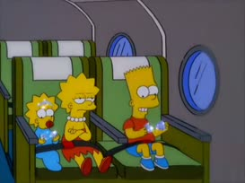 - Hey, Lise, check it out. Diamond vision. - Buzz off.