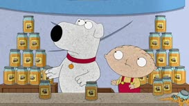 Clip thumbnail for 'Oh, my God. Brian, run!