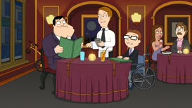 """Quiz for What line is next for """"American Dad! """"?"""