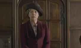 Please don't think we're ungrateful for your enthusiasm, Mrs Crawley,