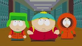 Eric Cartman. Kenny McCormick.
