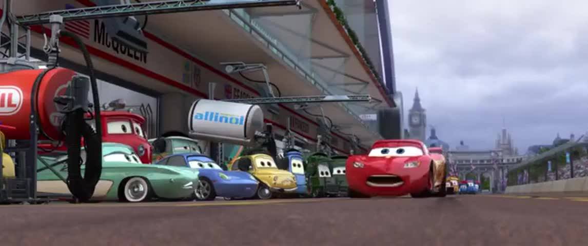 Yarn   Mater, wait! ~ Cars 2 (2011)   Video clips by quotes, clip ...