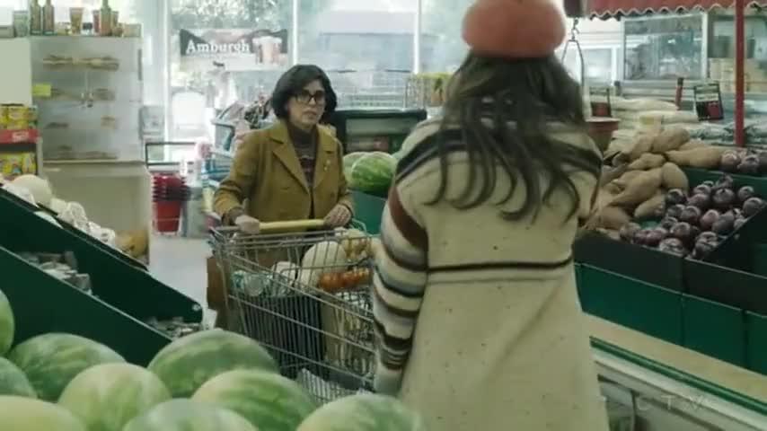 - Those were my onions. - I'm sorry?