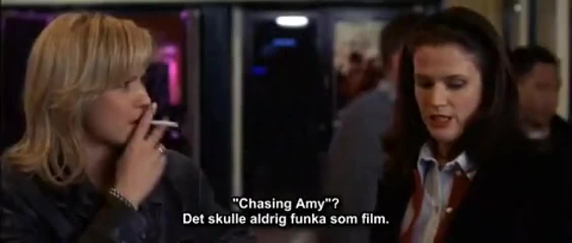 Yarn What Chasing Amy Thatd Never Work As A Movie Jay And