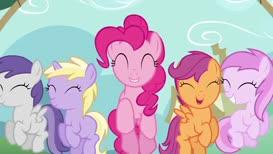 Is always Pinkie's dream! (Hoof bump!)