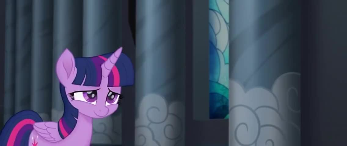 Pinkie! You all came back!
