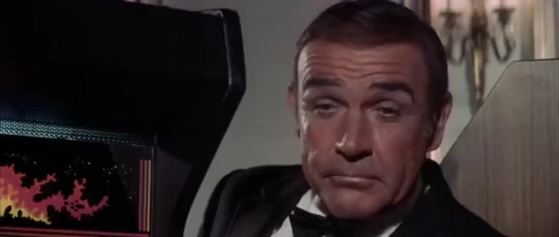 My name is Bond. James Bond.