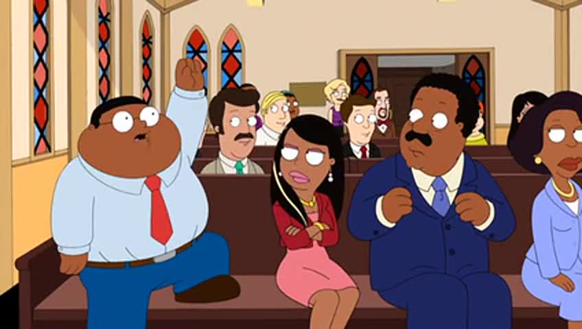 I, cleveland brown, jr., pledge my virginity to my dad,