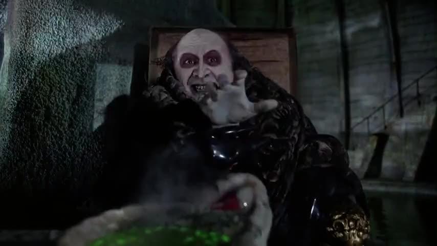 Hiya, Max. Remember me? I'm Fred's hand!
