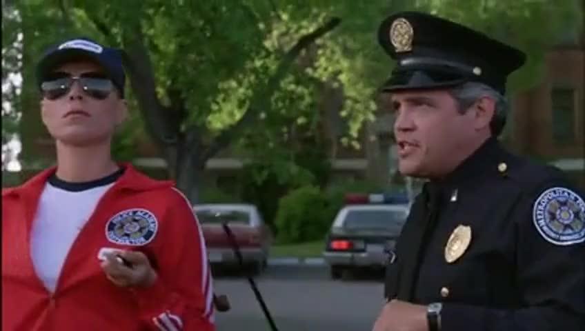 Yarn | This is Sgt. Callahan ~ Police Academy (1984