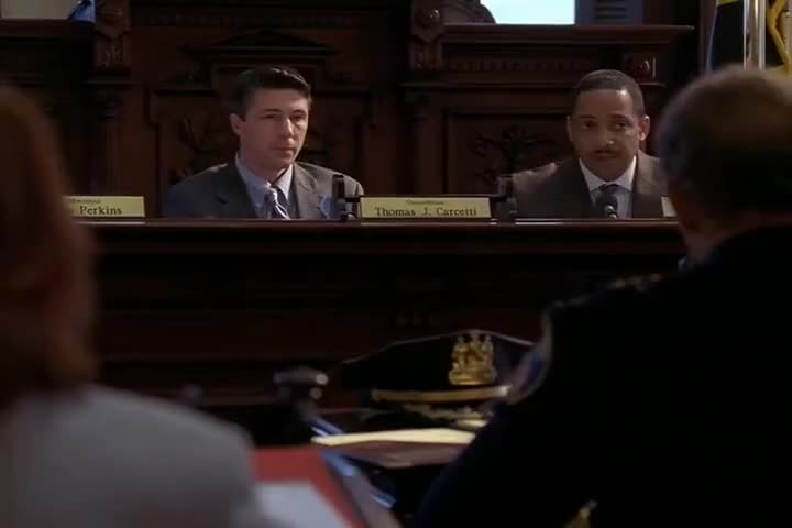 Commissioner, I know that you are aware that a state witness...