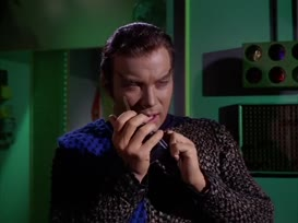 Spock, I'll get the cloaking device.