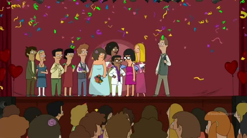 Yarn | Don't fly away, because you get ~ Bob's Burgers (2011
