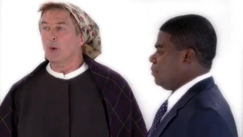 Clip image for 'Why else would Harriet Tubman look and sound