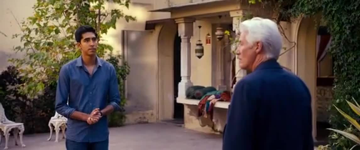 """Quiz for What line is next for """"The Second Best Exotic Marigold Hotel """"? screenshot"""