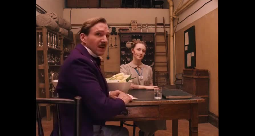 Yarn Never Be Jealous In This Life Zero Not Even For An Instant Magnificent Grand Budapest Hotel Quotes