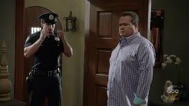 I'm here to arrest Dwight Bullock