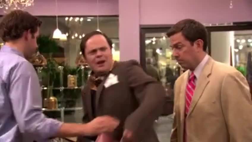 - You made a big mistake! Huge!
