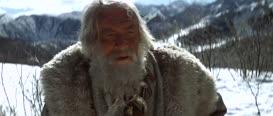 Can't cheat the mountain, pilgrim. Mountain got it...