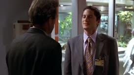 Greg, right? I'm Marty Hamilton, John Henry's doctor.