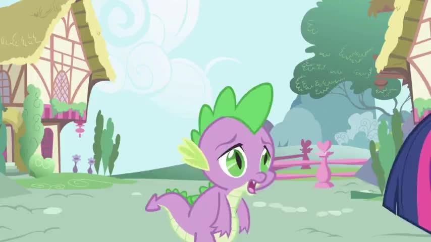 Clip image for '(Spike sighs)