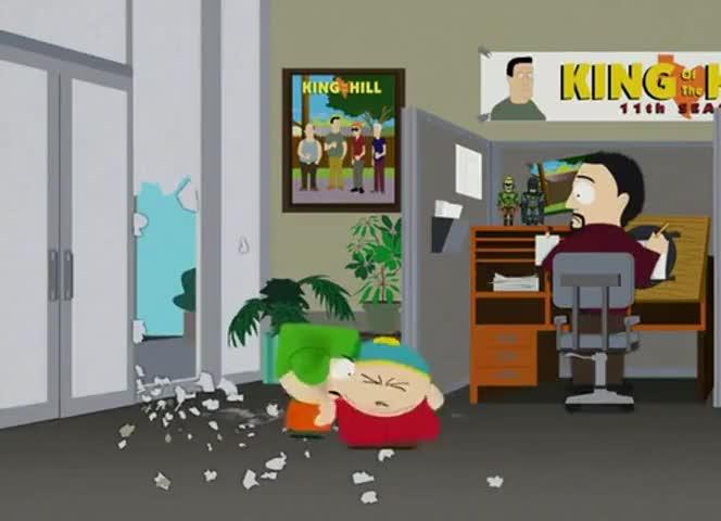 - Stop it. Quit it, Kyle. - Quit it.