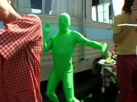 Green Man is saving your life right now, bro.