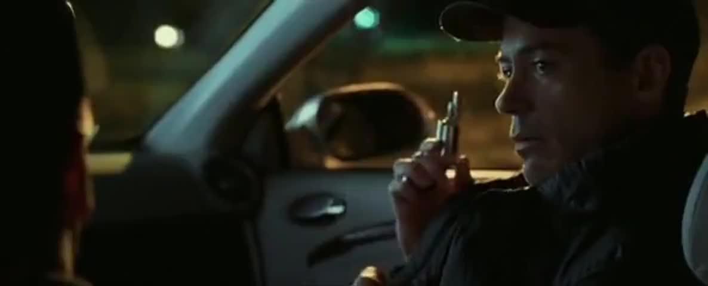 Clip image for '-I call it my faggot gun. -Because?