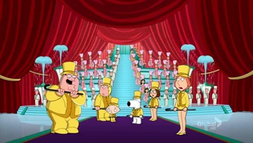 ♪ Family Guy. ♪