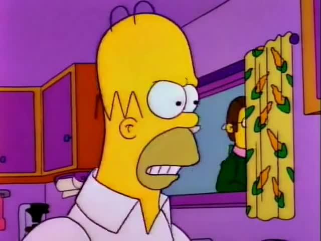 Shut up, Flanders. Flanders!
