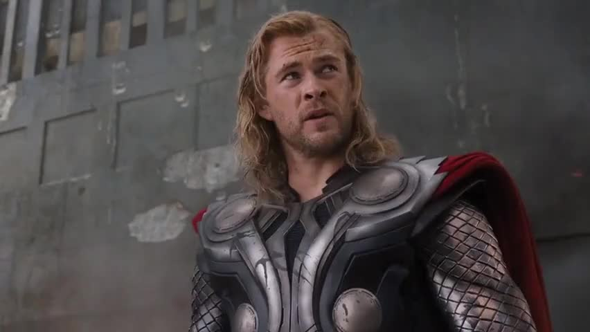 THOR: We're not finished yet.