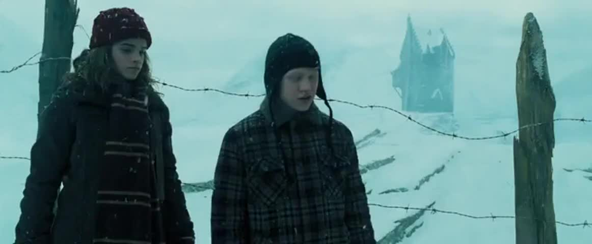 - Shut your mouth, Malfoy. - Not very friendly.