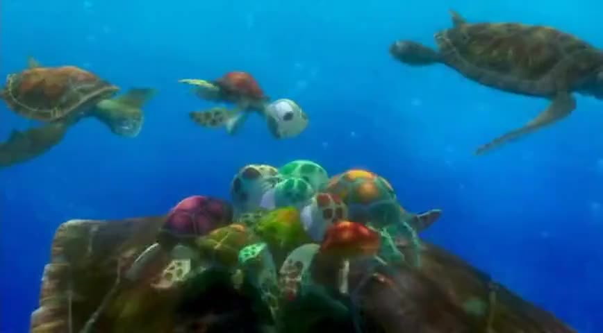 """Quiz for What line is next for """"Finding Nemo""""? screenshot"""