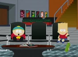 """Quiz for What line is next for """"South Park """"?"""