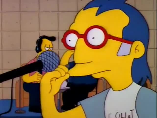 I'm a first-time caller, long-time listener.