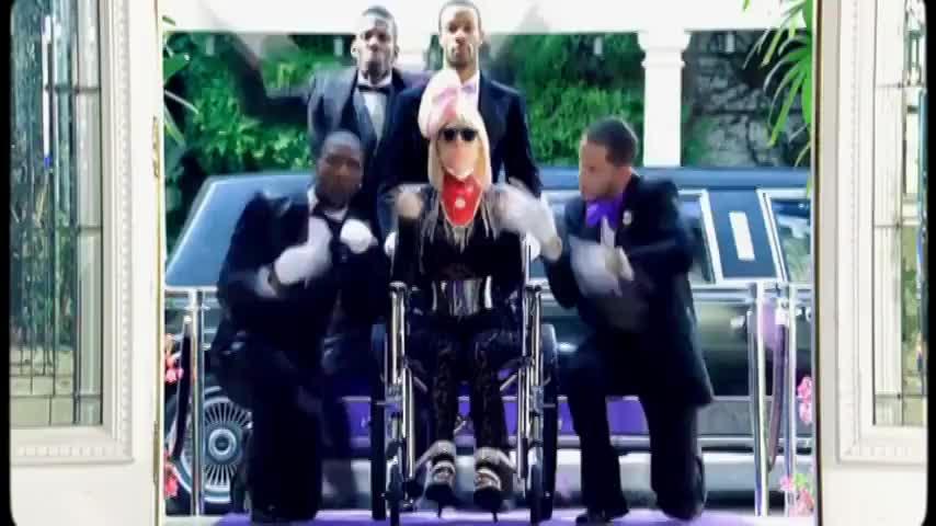 YARN | Lady Gaga - Paparazzi video clips