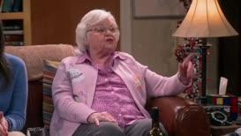 Sheldon's bringing me my whiskey.