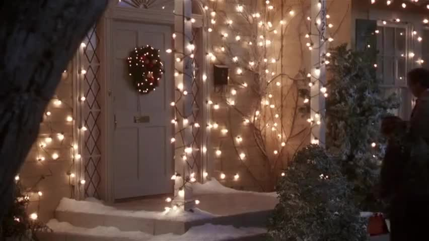 Christmas Vacation House Lights.Yarn Is Your House On Fire Clark No Bethany Those Are