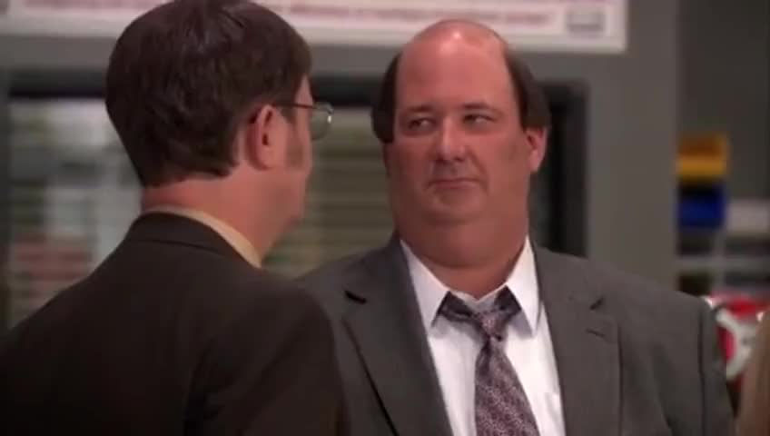Kevin, did you make that yourself?