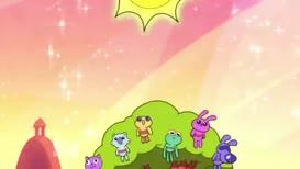 ♪ Bo-ba-do-do, I'm a stuffed animal tree ♪