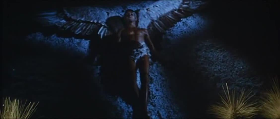 An angel doesn't make love. An angel is love.