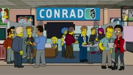 """Quiz for What line is next for """"The Simpsons - S27E10""""?"""
