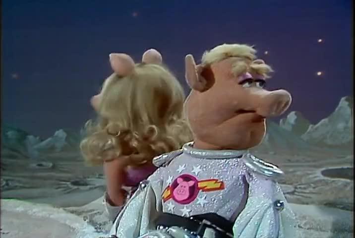 Yoo-hoo, anybody here? Uh, no, let's go home.