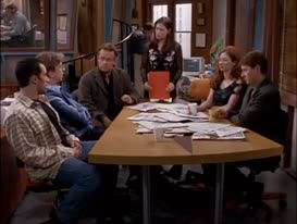 """Quiz for What line is next for """"NewsRadio """"?"""