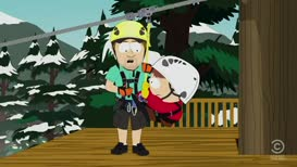 "Let's hear you say ""zipline!"""