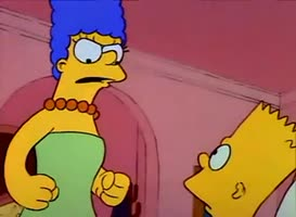 Yes, you do! I hope you're happy, Bart!