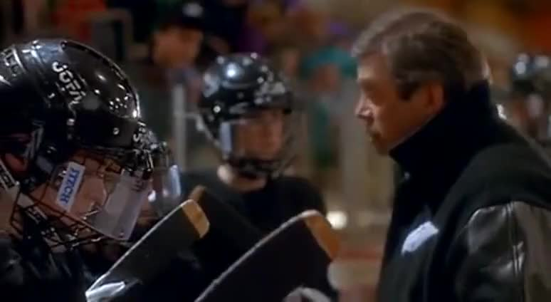 I'm tellin' you, you blow this game and nobody makes the team next year !
