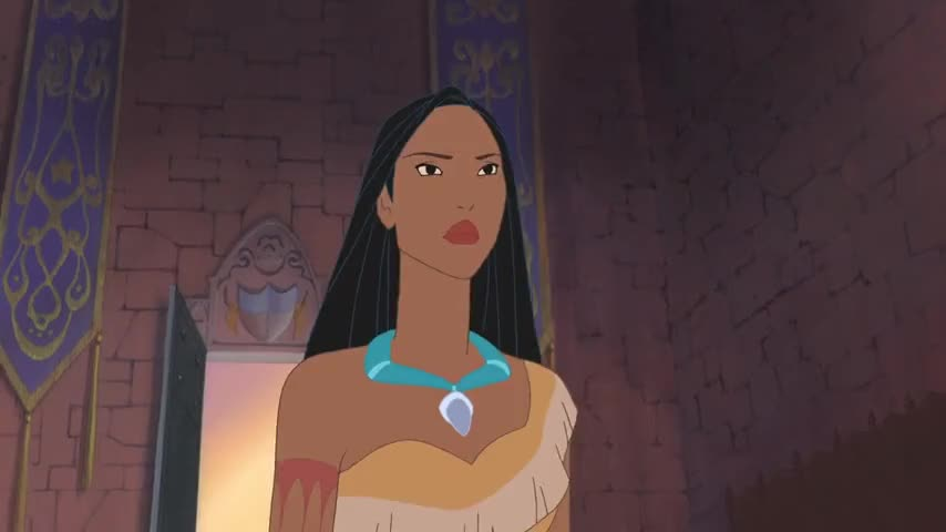 Yarn | We must try. ~ Pocahontas 2: Journey to a New World ...